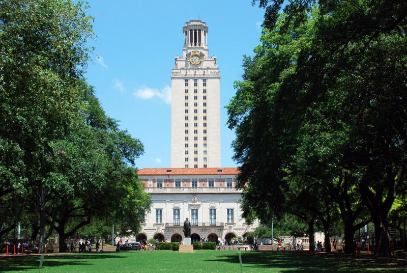 University of Texas at Austinのイメージ写真です。