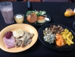 Traditional Thanksgiving Meal at Pippin Commons