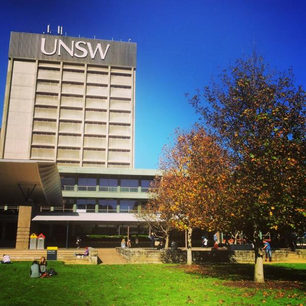 University of New South Walesのイメージ写真です。