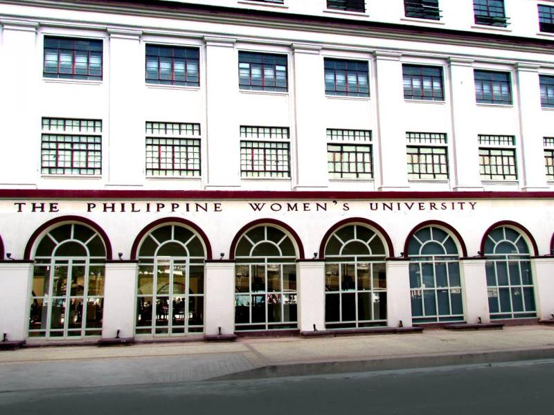 Philippine Women's Universityのイメージ写真です。