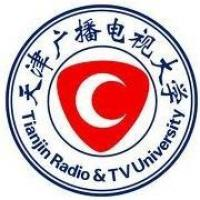Tianjin University of Radio & TVのロゴです