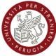 ペルージャ外国人大学のロゴです