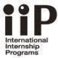 INTERNATIONAL INTERNSHIP PROGRAMS (iiP)のロゴです
