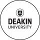 ディーキン大学付属語学学校のロゴです