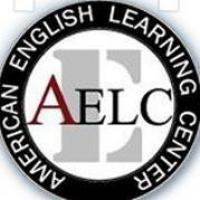 American English Learning Centerのロゴです