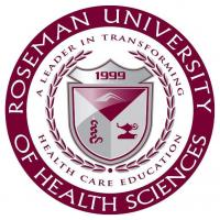 Roseman University of Health Sciencesのロゴです
