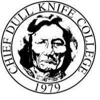 Chief Dull Knife Collegeのロゴです