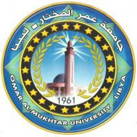 University of Omar Almokhtarのロゴです