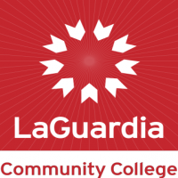 LaGuardia Community Collegeのロゴです