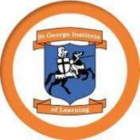 St George Institute of Learningのロゴです