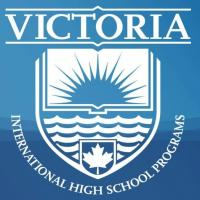Victoria International High School Programs Uplands Campusのロゴです