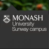 Monash University Sunway Campusのロゴです