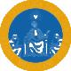 サクロ・クオーレ・カトリック大学のロゴです