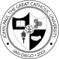 John Paul the Great Catholic Universityのロゴです