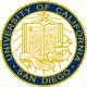 カリフォルニア大学サンディエゴ校のロゴです