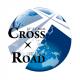 CROSS×ROADのロゴです