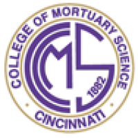 Cincinnati College of Mortuary Scienceのロゴです