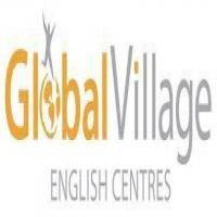 Global Village English Centres, Vancouverのロゴです