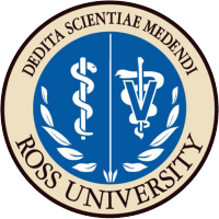 Ross University School of Medicineのロゴです