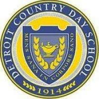 Detroit Country Day Schoolのロゴです