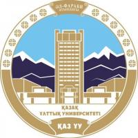 Al-Farabi Kazakh National Universityのロゴです