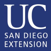 University of California San Diego Extensionのロゴです