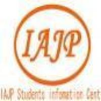 IAJP (International Academy Of Japan)のロゴです