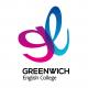 グリニッチ・イングリッシュ・カレッジのロゴです